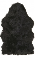 Kusový koberec Winter Home 99682 Sheepskin Blackwolf