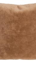 Kožešinový polštářek 98963 Guanaco camel