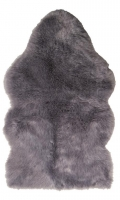 Kusový koberec Winter Home 99686 Sheepskin Purplewolf