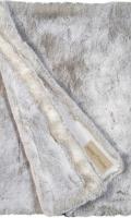 Kožešinová deka 98944 Silverwolf