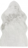 Kožešinový koberec 98892 Wooly dust