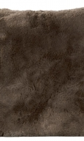 Kožešinový polštářek 98967 Guanaco smoke