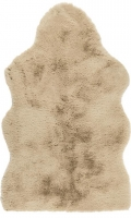 Kožešinový koberec 98894 Wooly sand