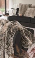 Kožešinová deka 99365 Yukonwolf