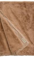 Kožešinová deka 98929 Guanaco camel
