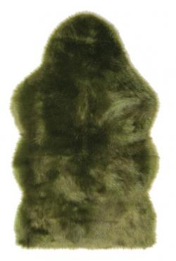 Kožešinový koberec 99680 Greenwolf