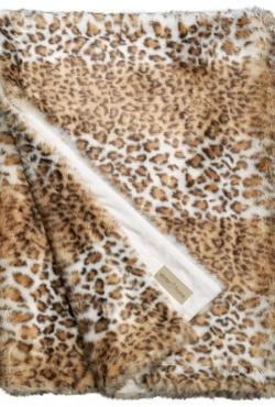 Kožešinová deka 98932 Snow Leopard