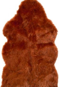 Kožešinový koberec 99026 Sunset Wolf