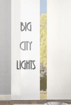 Japonská stěna 84682 BIG CITY LIGHTS